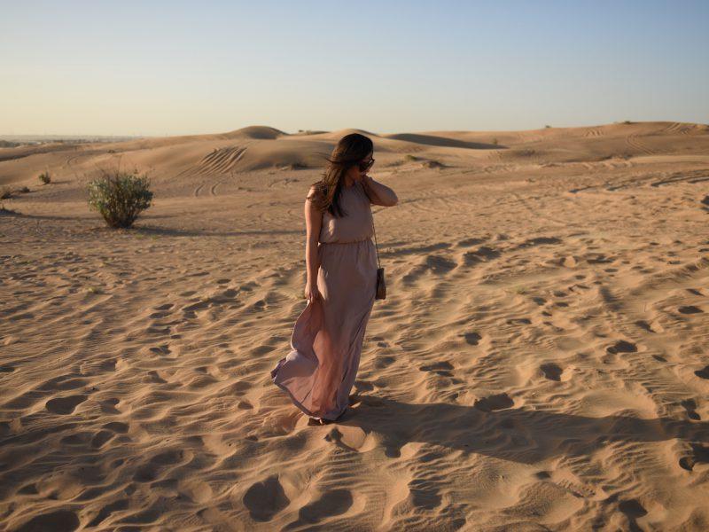 dubaj pustynia wycieczka