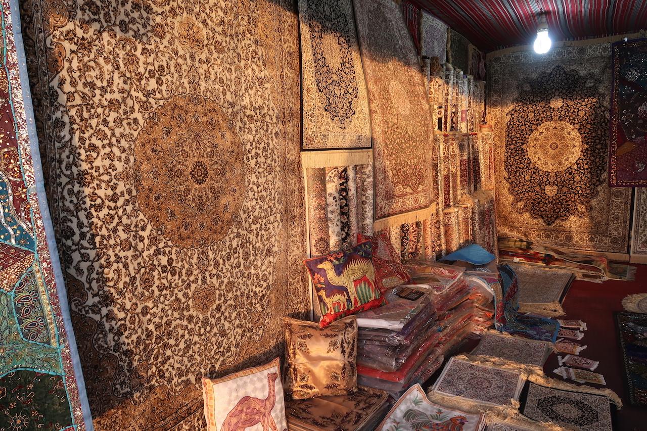W międzyczasie można kupić dywan :)