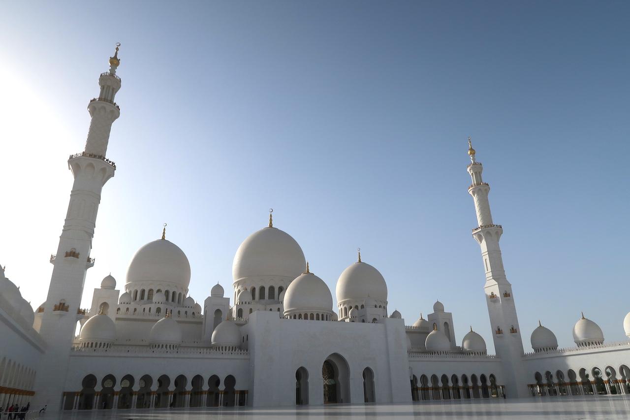meczet shejka zajida abi dabi