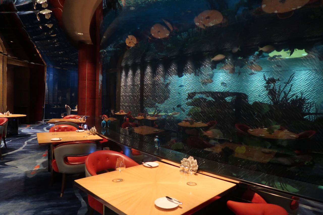 restauracja burj al arab