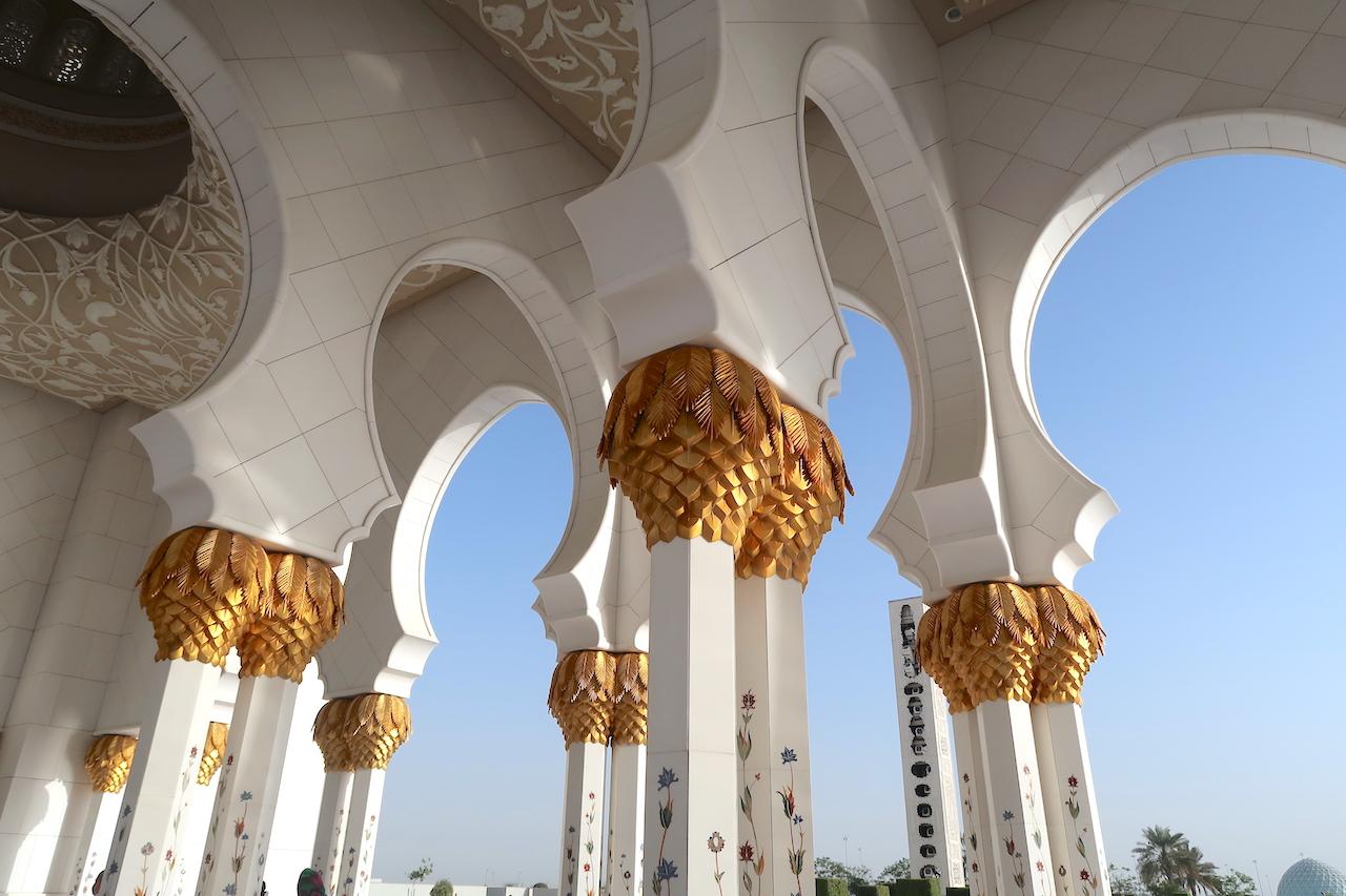 zdobienia meczet