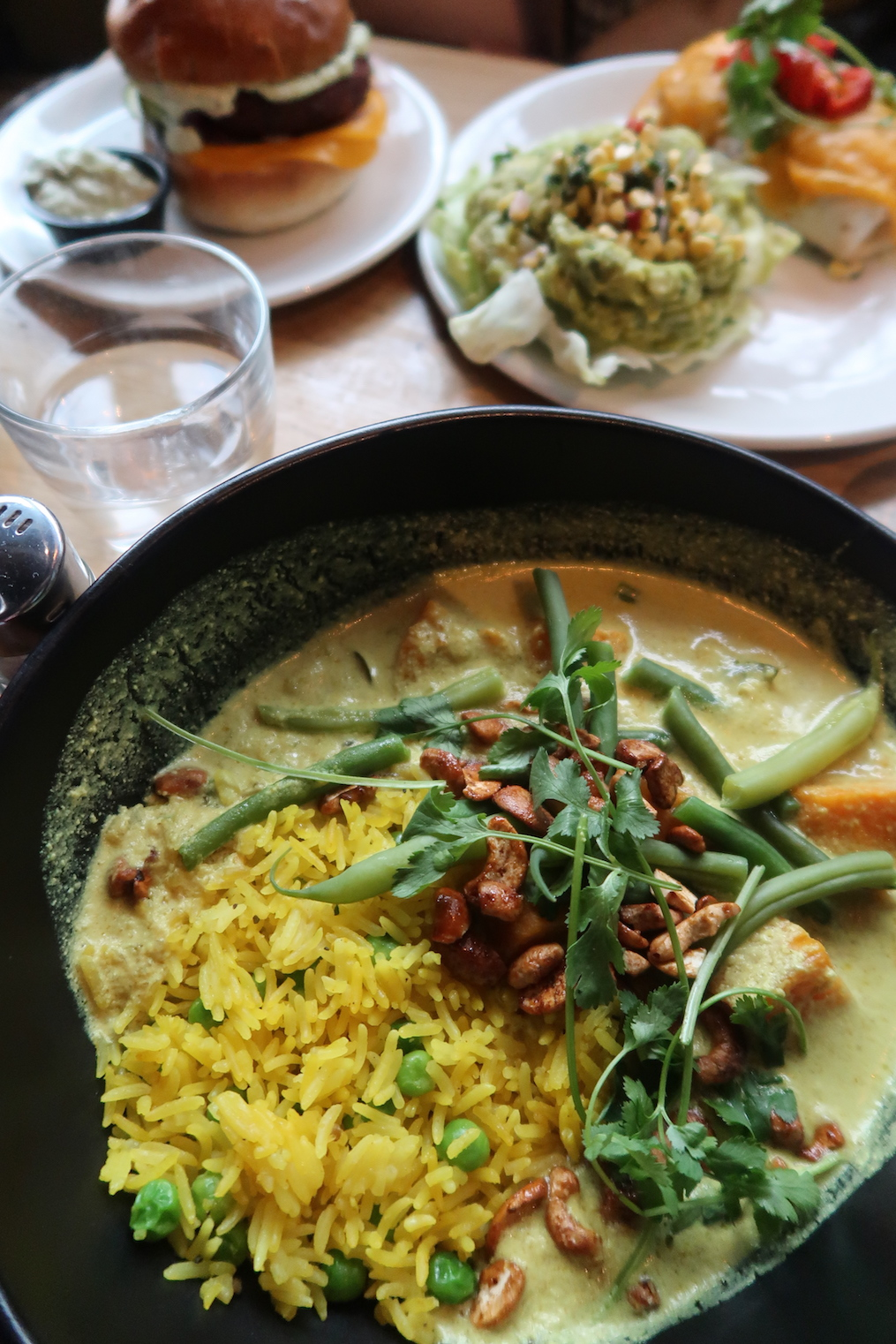 curry mildreds