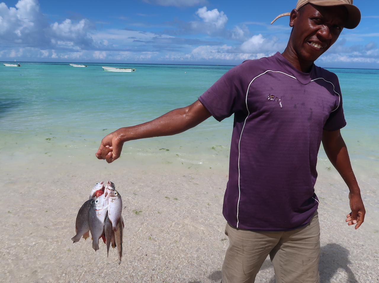 Ryby to najczęściej spożywane przez nich mięso