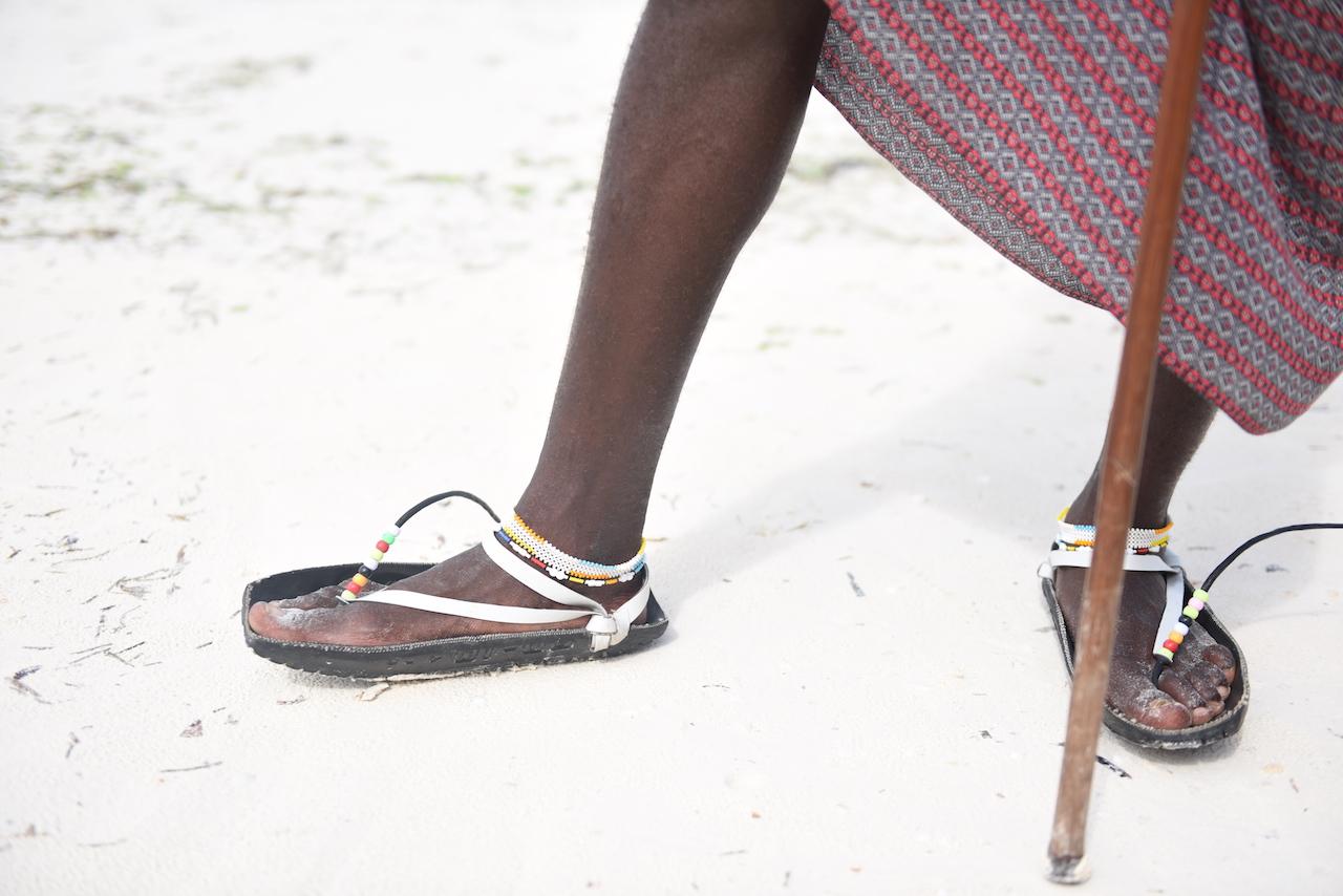 sandały z opon zanzibar