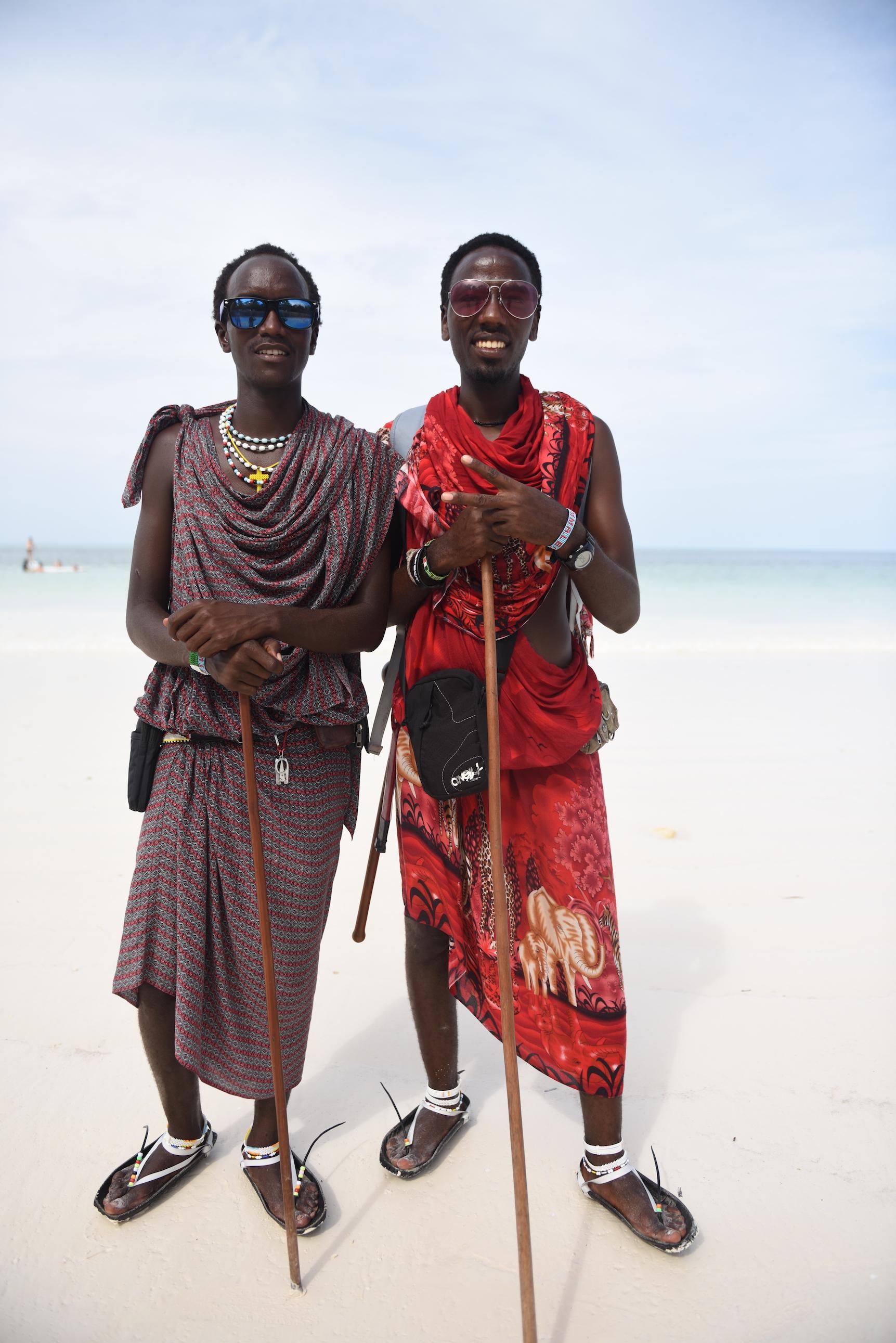 zanzibar masajowie