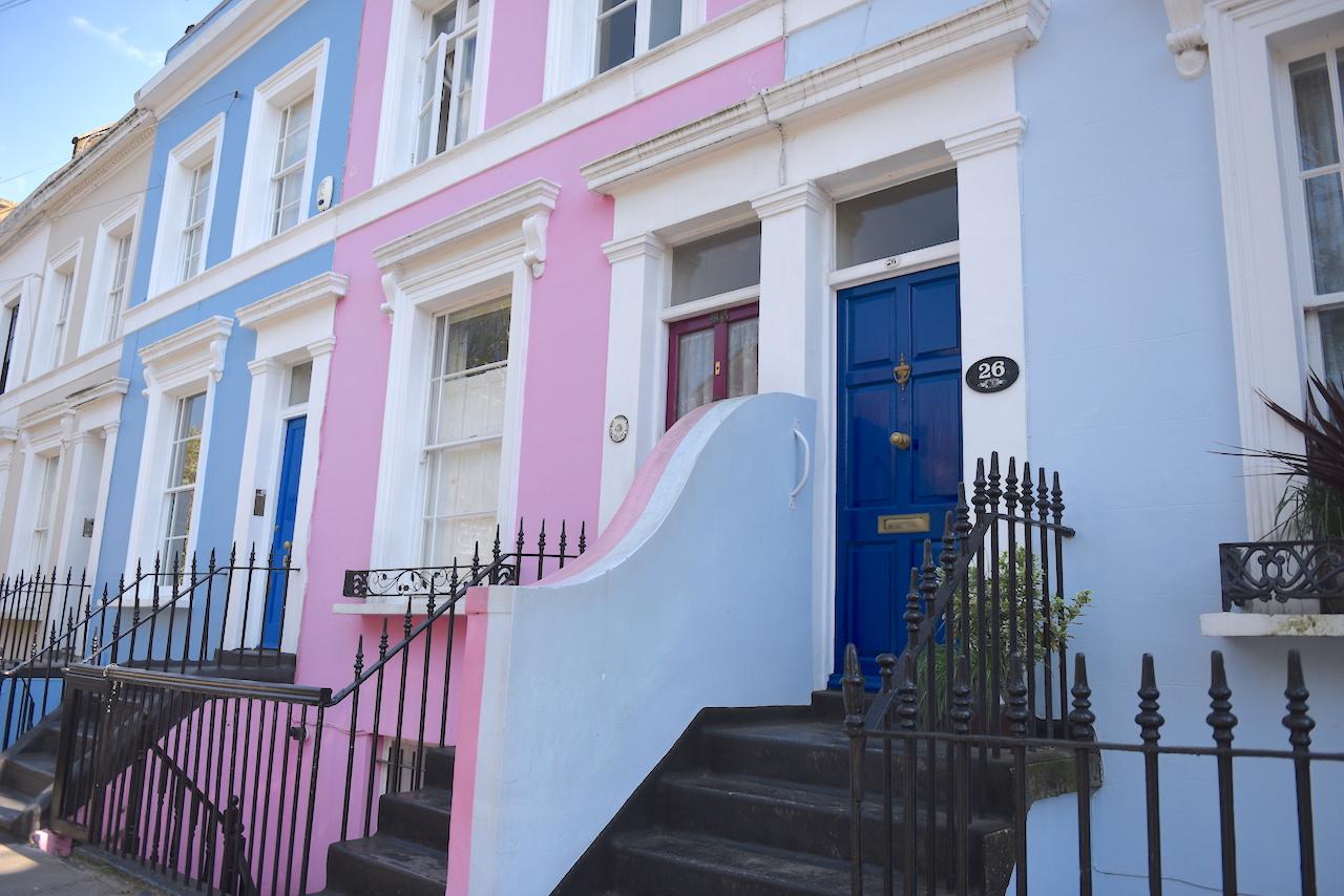 Notting hill domy