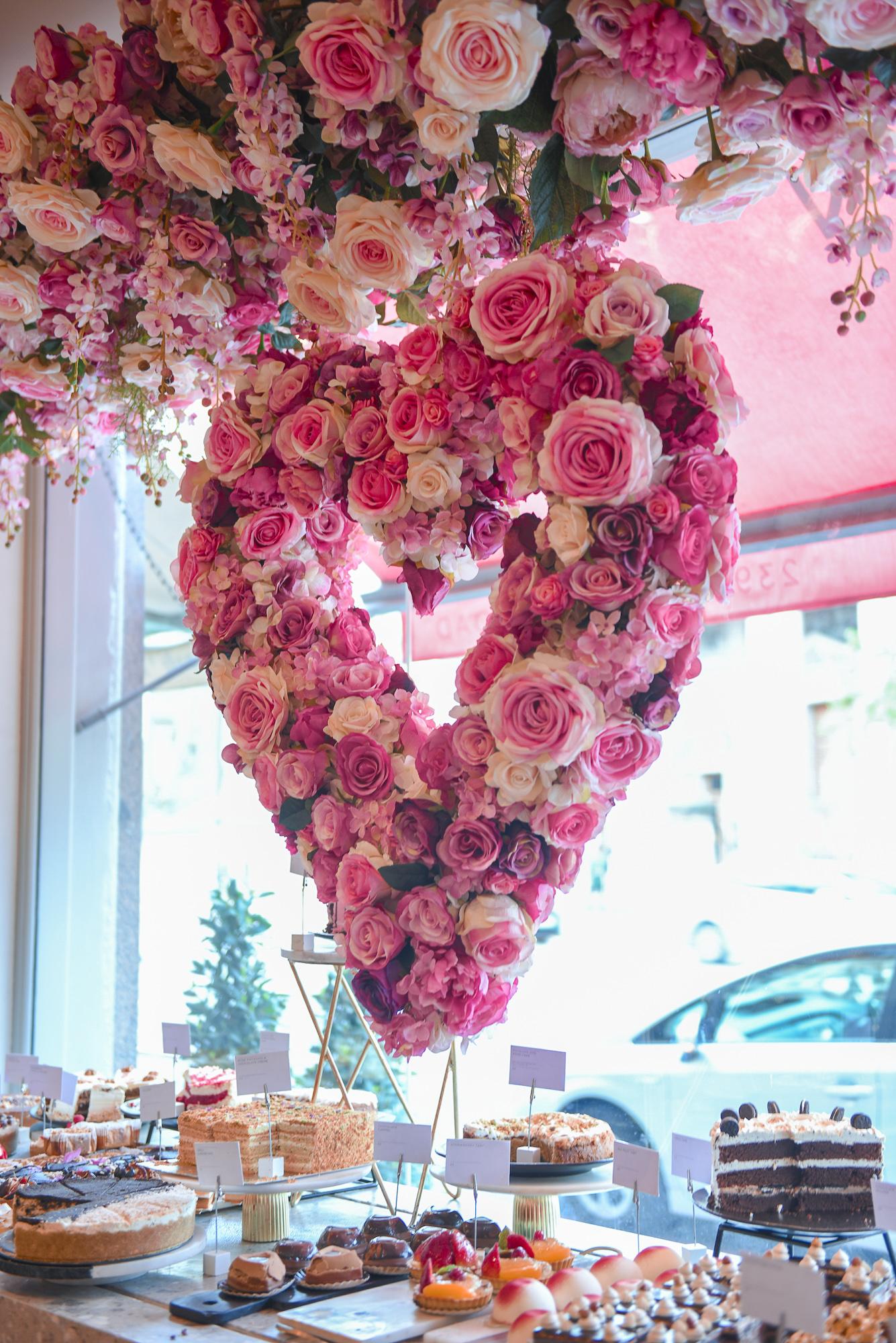 elan cafe flowers