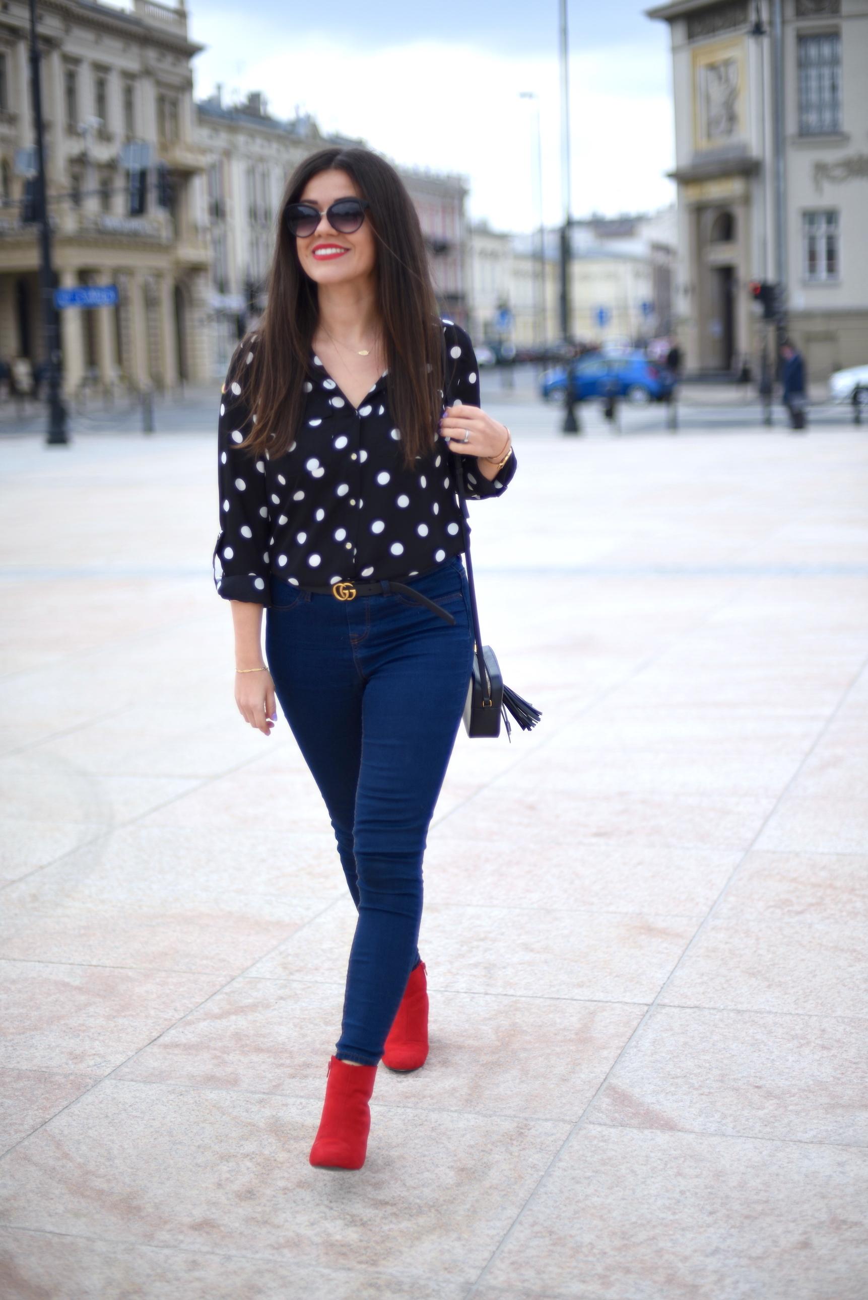 fashionelka stylizacja wiosenna